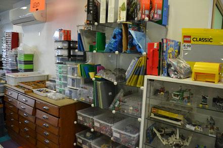 briques lego locatroc family, plaques lego locatroc family, pieces detachées lego locatroc family