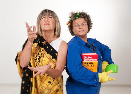 Comedy Kabarett Frauenkabarett