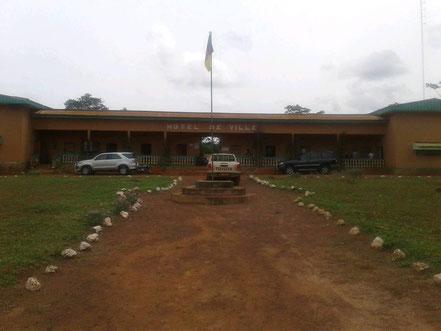 Hotel de ville de Ndélélé