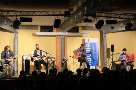 Marcel Adam und Band