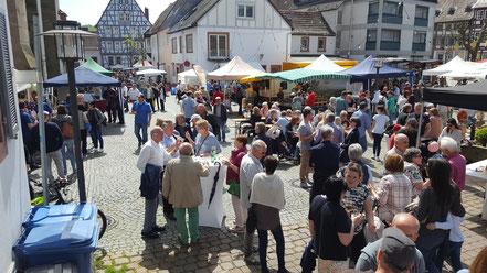 Gartenmarkt 2018