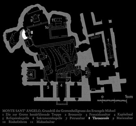 C. A. Willemsen, Apulien – Kathedralen und Kastelle. Ein Begleiter durch das normannisch-staufische Apulien. [DuMont Kunst-Reiseführer] Köln 1973, S. 58