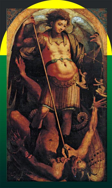 Bildlexikon der Kunst Bd. 6, S. 250 – Tafel wahrscheinlich beschnitten