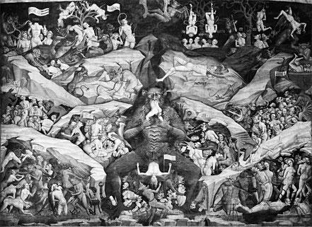 1408–20 GIOVANNI DA MODENA Capella di Re Magi, San Petronio, Bologna
