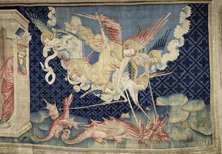 1379 BONDOL Apokalypse von Angers