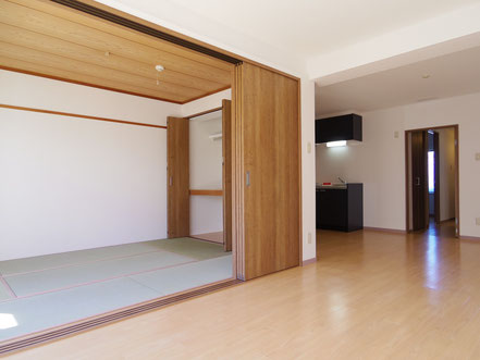 フォレスト垂泉 2階・狛江市(リタ・ホームズ 賃貸マンションリフォーム事例)