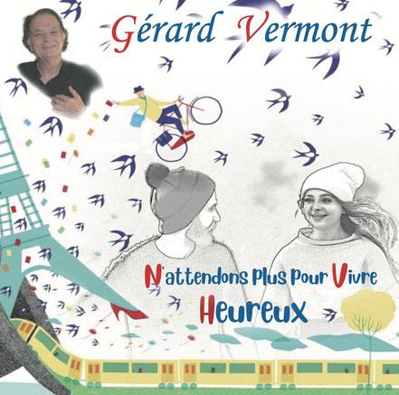 DERNIER ALBUM DE GERARD VERMONT