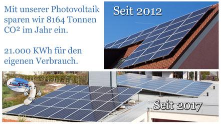 Regenerative Energie vom eigenen Dach