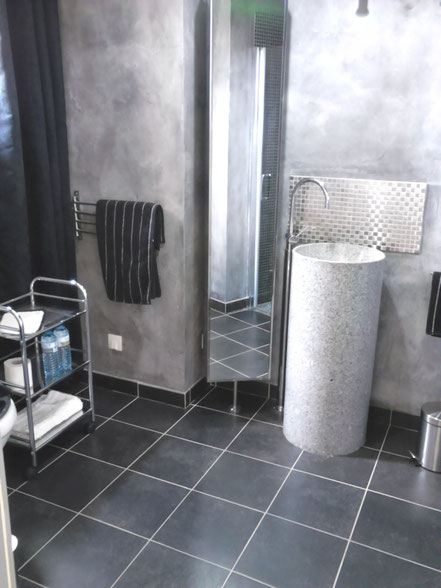 Chambre d'hôtes VENDHUILE, salle de bains
