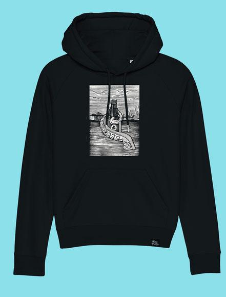 Pulpo Harbour - Women's hooded Sweatshirt