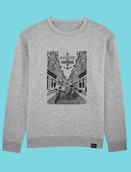 Beckstrasse - Men's/Unisex Sweatshirt