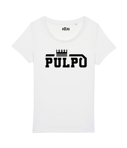 Pulpo Typo -Womens T-Shirt
