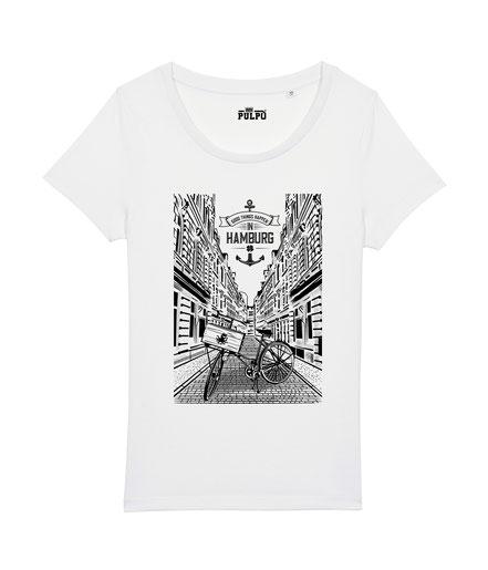 Beckstrasse -Womens T-Shirt