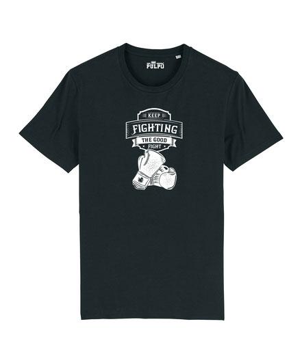 Keep Fighting - Men's T-shirt