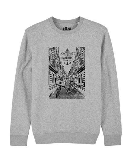 Beck Strasse -Mens Sweatshirt