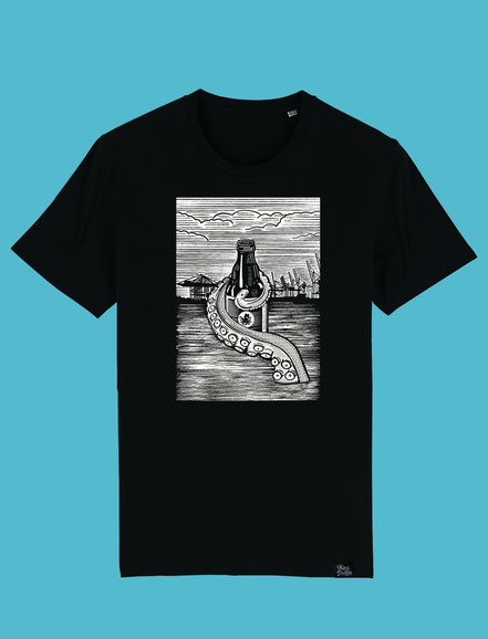 Pulpo Harbour -Mens Classic T-shirt
