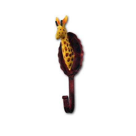 wandhaken motiv giraffe , wandhaken kinderzimmer