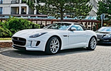 Fahrtenbuch Jaguar