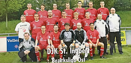 Meistermannschaft 2003/2004
