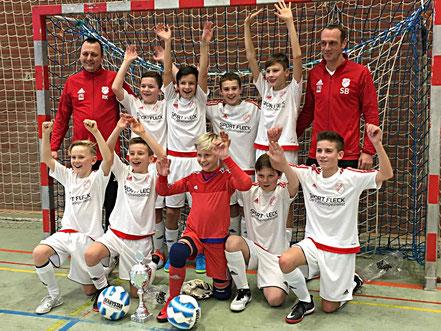 07.01.2018: Turniersieg in Wemmetsweiler