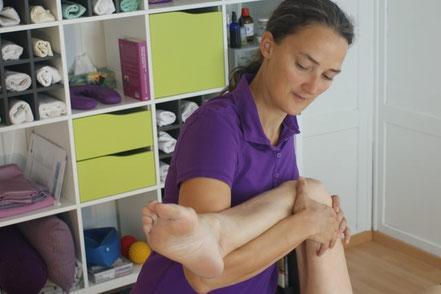 Denise Ott Physiotherapeutin