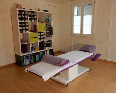 Praxis Physiotherapie, Massage und Pranic Healing