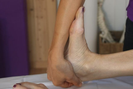 Massagen und Physiotherapie