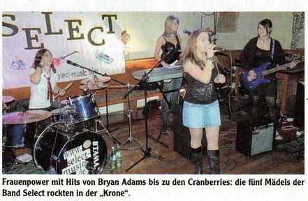 (Donauwörther Zeitung, Dezember 2012)