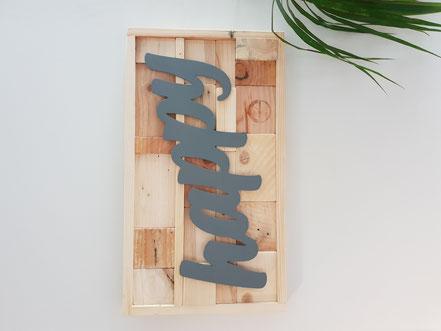 Création design en bois de palettes - TT DESIGN PALETTES