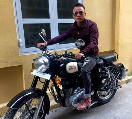 Nguyen Tho Hieu, Künstler: Malerei, aus Hanoi in Vietnam