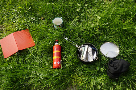 Outdoor; Kitchen; MSR; Sea to summit; Light my fire; Trangia; Alpine;Email; Survival; Bushcraft; Essentials; Esbit; Brennstoffflasche; X-bowl; x-pot