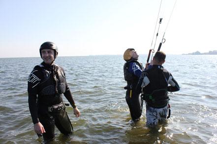Kitesurfschule Rügen