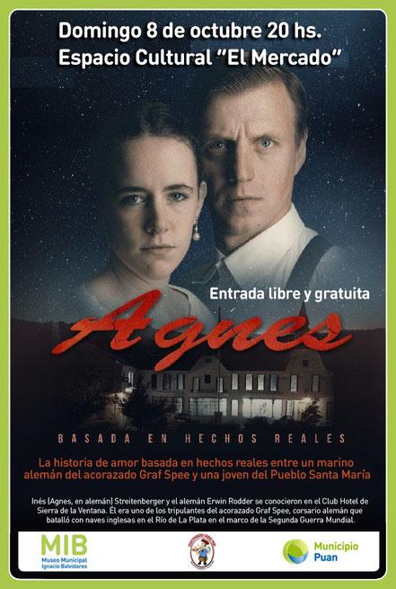 """Pelicula: """"Agnes"""" La historia de amor basa en hechos reales se ..."""