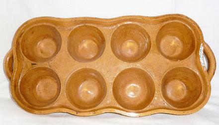 alte Kohrener Keramik Kohren-Sahlis Buchtelform Form
