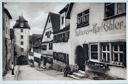 AK Hafnerei Rothenburg