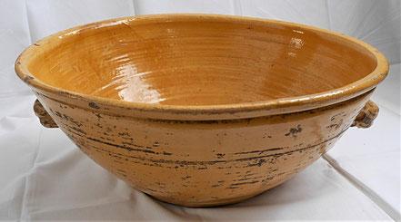 alte Kohrener Keramik Kohren-Sahlis Meisterstück Schüssel