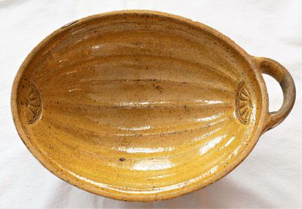 Kohrener Keramik Melonenform