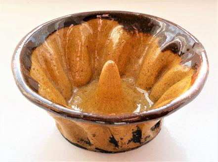 Kohren Keramik Puppengeschirr Kuchenform