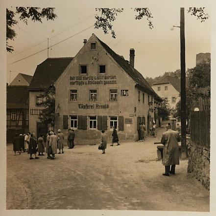 Töpferei Arnold 1960 Kohren-Sahlis