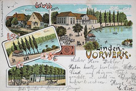 Litho Kohren Linden-Vorwerk