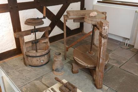 Kreismuseum Grimma - Exponate der Töpferwerkstatt