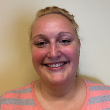Team: Frau Tiede ist Physiotherapeutin im Therapiezentrum Bramfeld. Zu ihren Kompetenzen zählt auch die manuelle Lymphdrainage.