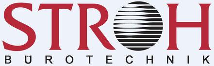 Bürotechnik Stroh GmbH Logo klassisch
