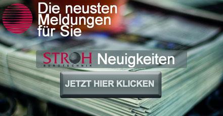 Lesen Sie hier die neusten Informationen über das Unternehmen, der Bürokommunikations- sowie auch der Informationstechnologie-Brache. Bürotechnik Stroh GmbH versorgt Sie mit wichtigen Informationen.