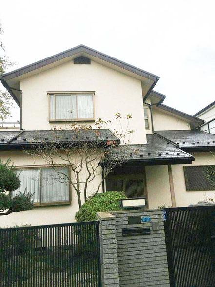 千鎌ヶ谷市中央の外壁塗装 アフター