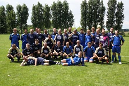 Alte Herren 2009 in Hemmerich