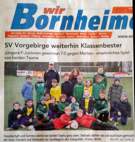 01.04.2017 - Wir Bornheimer