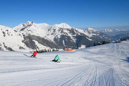 Ski fahren in Großarl in Ski amadé