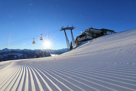 Bergstation der Panoramabahn Großarltal in Ski amadé
