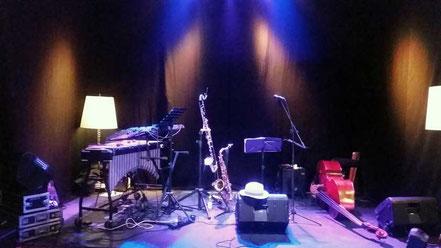 Rüdiger Scheipner Bassklarinette Saxophon